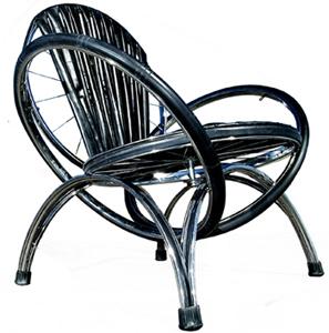 Reciclagem Art 237 Stica M 243 Veis Incr 237 Veis Feito De Bicicletas